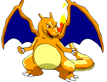 Cual es tu pokemon favorito Charizard