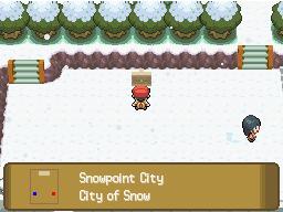 SnowPoint City