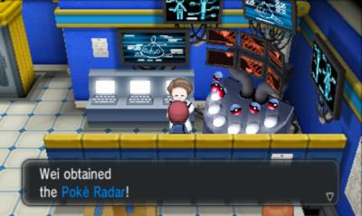 Poker Radar
