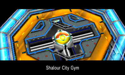 Pokemon X Pokemon Y Walkthrough Shalour City Pokedream
