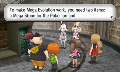 Pokemon Mega Evolution Kalos Gym Leaders