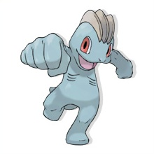 Pokemon: Machop y sus Evoluciones